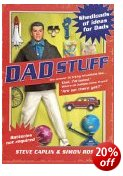 Cover of Dad Stuff: Shedloads of Ideas for Dads