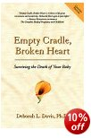 Cover of Empty Cradle, Broken Heart: Surviving the Death of Your Baby