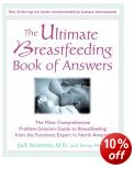 Cover of Ultimate Breastfeeding Book