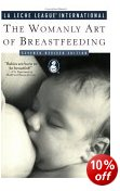 Cover of The Womanly Art of Breastfeeding (La Leche League International Book)